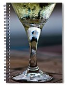 Another Chardonnay In Paradise Spiral Notebook