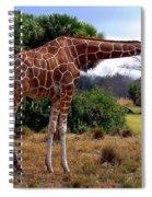 Another Neck Spiral Notebook