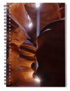 Antelope Canyon 2 Spiral Notebook