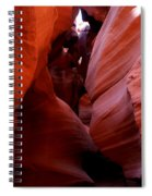 Antelope Canyon I Spiral Notebook