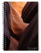 Antelope Canyon Natural Beauty Spiral Notebook