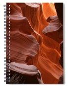 Antelope Canyon, Page, Arizona Spiral Notebook