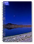 Antelope Island  Spiral Notebook