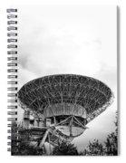 Antenna   Spiral Notebook
