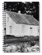 Antietam: Dunker Church Spiral Notebook