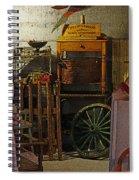 Antique Basement Spiral Notebook