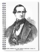 Antoine Jerome Balard Spiral Notebook
