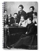 Anton Chekhov (1860-1904) Spiral Notebook