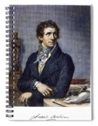 Antonio Canova (1757-1822) Spiral Notebook