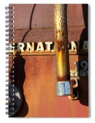 Anybody Out There... Spiral Notebook