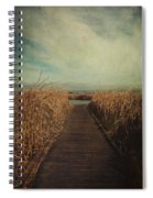 Anywhere You Go Spiral Notebook