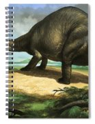 Apatosaurus Spiral Notebook