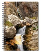 Apikuni Waterfall Spiral Notebook