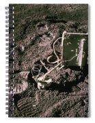 Apollo 15 Lunar Experiment Spiral Notebook