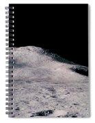 Apollo 15 Lunar Landscape Spiral Notebook