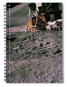 Apollo 15 Lunar Module Spiral Notebook