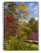 Appalachian Autumn Spiral Notebook