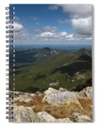 Appalachian Trail View Spiral Notebook