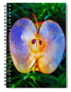 Apple 2 Spiral Notebook