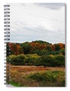 Apple Orchard Gone Wild Spiral Notebook