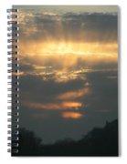 April 10 2008 Spiral Notebook