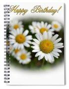 April Birthday Spiral Notebook
