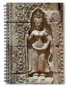 Apsara Spiral Notebook
