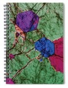 Aquamarine Spiral Notebook