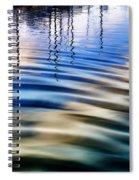 Aquatic Reflections Spiral Notebook