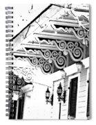 Arabella Brackets Spiral Notebook