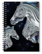 Arabian Nights Spiral Notebook