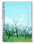 Aransas Nwr Texas Spiral Notebook