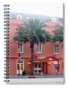 Arby's At Dawn Spiral Notebook