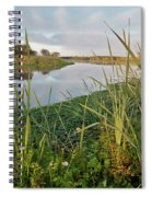 Arcata Marsh Spiral Notebook