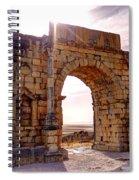 Arch Of Triumph Spiral Notebook