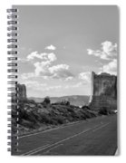 Arches National Park Spiral Notebook
