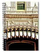 Architectural Detail New Orleans Spiral Notebook