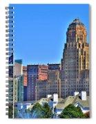 Architectural Eye Candy Spiral Notebook