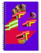 Architectural Review Spiral Notebook
