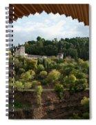 Archway Frame Spiral Notebook