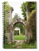 Archway Path Spiral Notebook