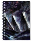 Arctic Expedition Spiral Notebook