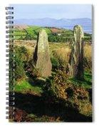 Ardgroom, Co Cork, Ireland Stone Circle Spiral Notebook