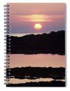 Ardnamurchan Peninsula, Lochaber Spiral Notebook
