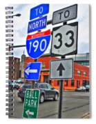 Are We There Yet Spiral Notebook
