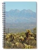 Arizona Scenic V Spiral Notebook