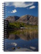 Arkle Boathouse Spiral Notebook