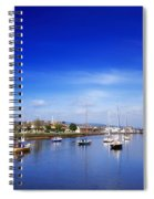 Arklow, River Avoca, County Wicklow Spiral Notebook