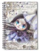 Arlequin Spiral Notebook