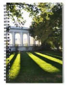 Arlington Memorial Amphitheater Spiral Notebook